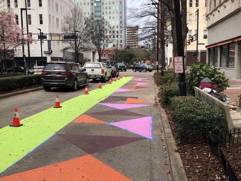 Photo of Birmingham flex lanes