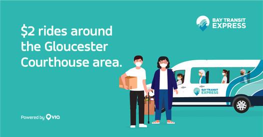 Marketing image for Bay Transit Express