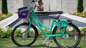Photo of Bikeshare Bike