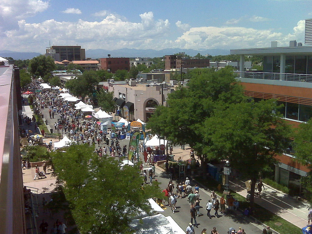 Cherry Creek Street Market