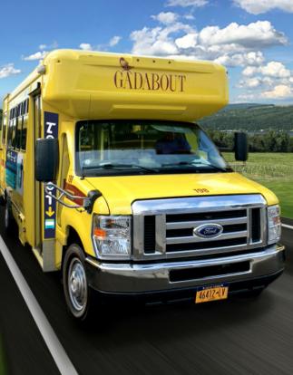 Photo of Gadabout Transportation cutaway bus