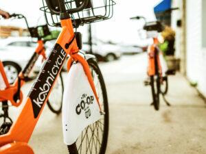 Koloni bike