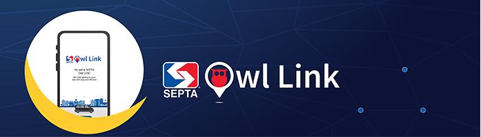 Banner of Owl Link logo