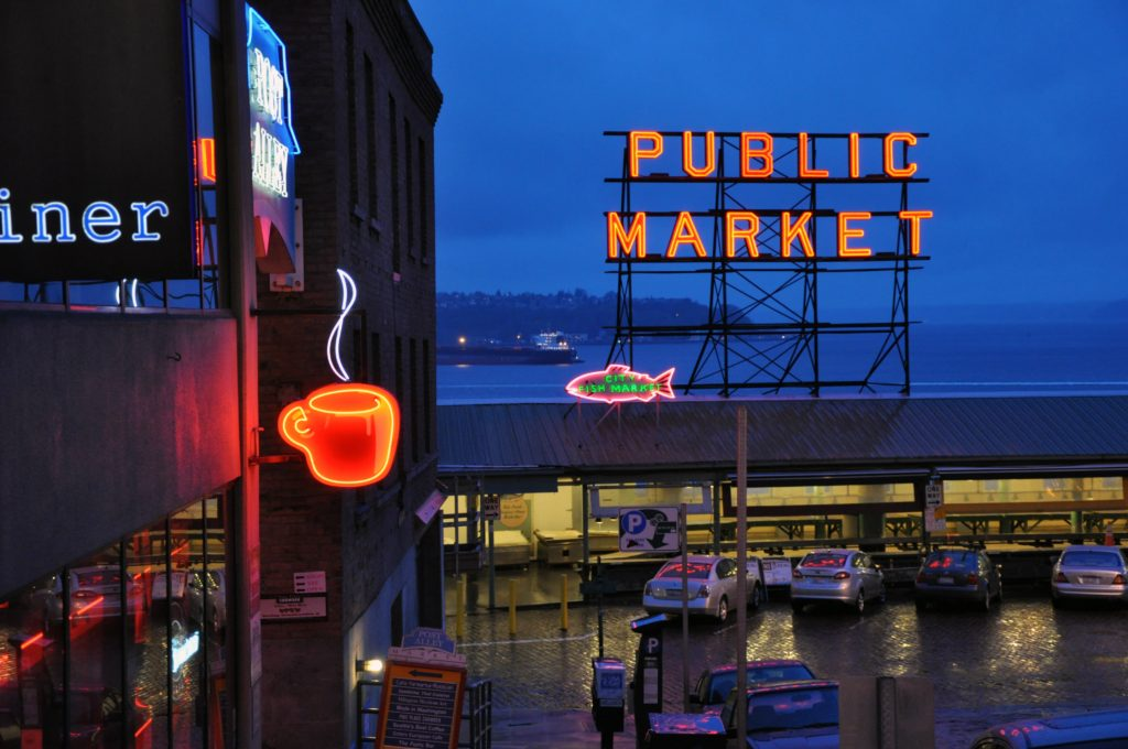 Photo of Seattle Public Market