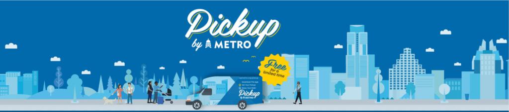Capital Metro Pickup Promo