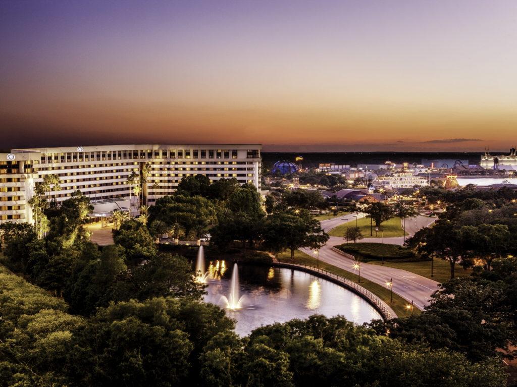 Orlando, FL Hilton Hotel