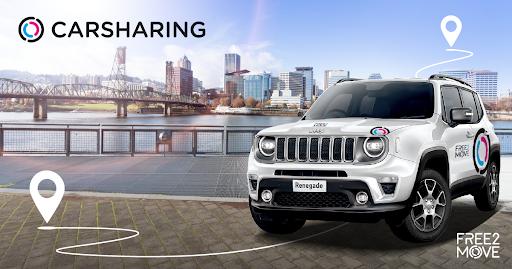 Marketing image of Free2Move Jeep in Portland, Oregon